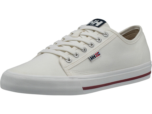 Helly Hansen Fjord Canvas V2 Chaussures Homme, off white/navy/plum
